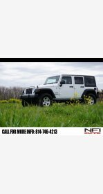 2014 Jeep Wrangler 4WD Unlimited Sport for sale 101326084