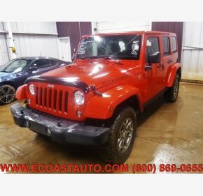 2014 Jeep Wrangler 4WD Unlimited Rubicon for sale 101326304