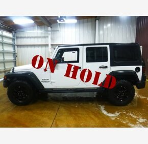 2014 Jeep Wrangler 4WD Unlimited Sport for sale 101326367