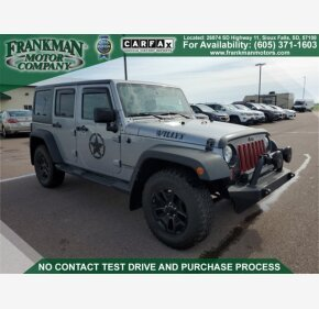 2014 Jeep Wrangler for sale 101338998
