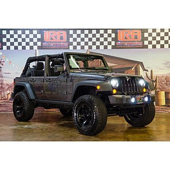 2014 Jeep Wrangler for sale 101339948