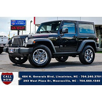 2014 Jeep Wrangler for sale 101358296