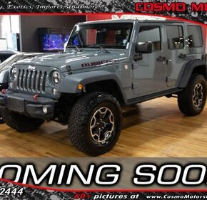 2014 Jeep Wrangler for sale 101361366