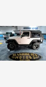 2014 Jeep Wrangler for sale 101363009