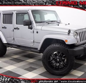 2014 Jeep Wrangler for sale 101375460