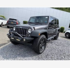 2014 Jeep Wrangler for sale 101376630