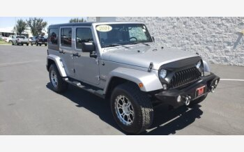 2014 Jeep Wrangler for sale 101382944