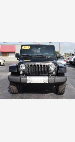 2014 Jeep Wrangler for sale 101391558