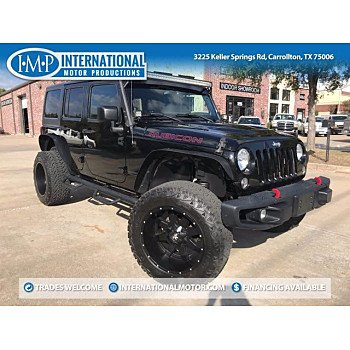 2014 Jeep Wrangler for sale 101395853
