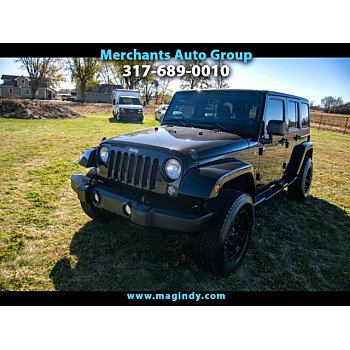 2014 Jeep Wrangler for sale 101403788