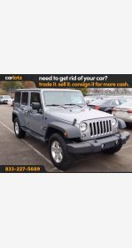 2014 Jeep Wrangler for sale 101406954