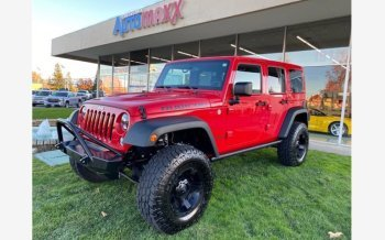 2014 Jeep Wrangler for sale 101413545