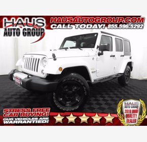 2014 Jeep Wrangler for sale 101417433
