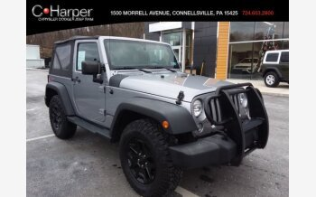 2014 Jeep Wrangler for sale 101423267