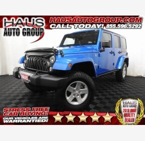 2014 Jeep Wrangler for sale 101425335