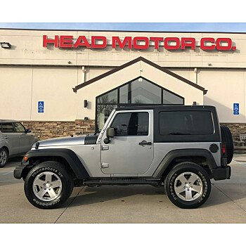 2014 Jeep Wrangler 4WD Sport for sale 101428654