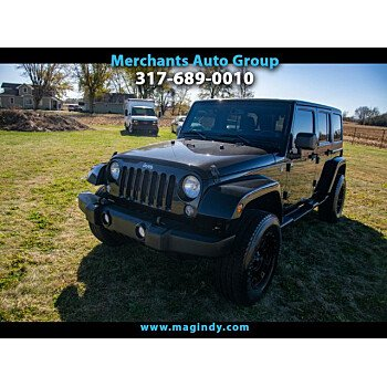 2014 Jeep Wrangler for sale 101432564