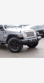 2014 Jeep Wrangler for sale 101435882