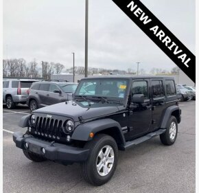 2014 Jeep Wrangler for sale 101435986