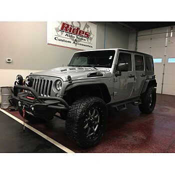 2014 Jeep Wrangler for sale 101437509