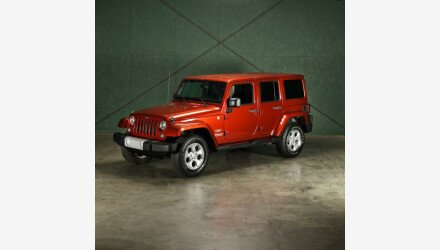 2014 Jeep Wrangler for sale 101442445