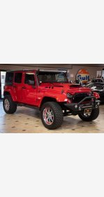 2014 Jeep Wrangler for sale 101444444