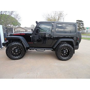2014 Jeep Wrangler 4WD Rubicon for sale 101452357