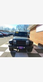 2014 Jeep Wrangler for sale 101472060