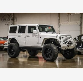 2014 Jeep Wrangler 4WD Unlimited Sahara for sale 101484542