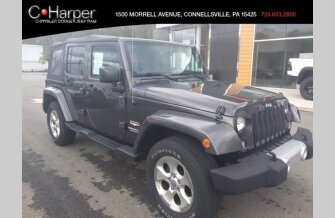 2014 Jeep Wrangler for sale 101488839
