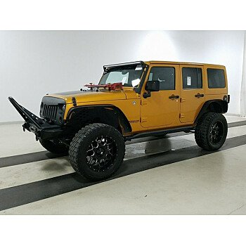 2014 Jeep Wrangler for sale 101500171