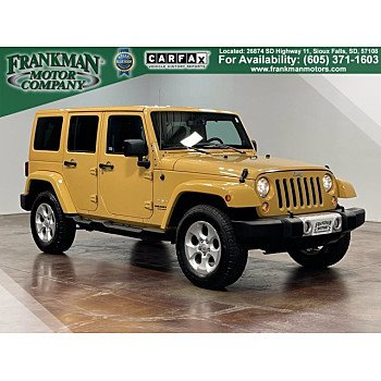2014 Jeep Wrangler for sale 101505941