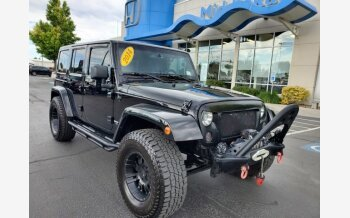 2014 Jeep Wrangler for sale 101534301