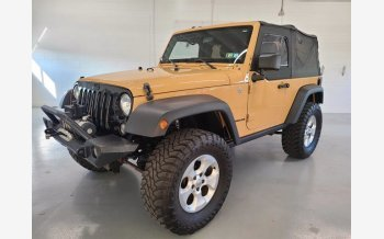 2014 Jeep Wrangler for sale 101556588