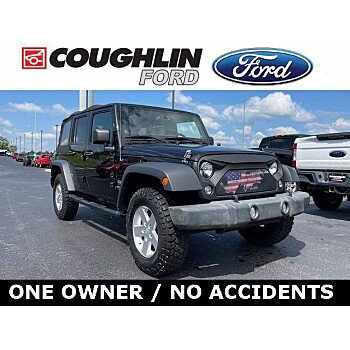 2014 Jeep Wrangler for sale 101581191