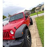2014 Jeep Wrangler for sale 101587805
