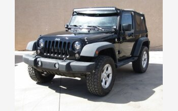 2014 Jeep Wrangler for sale 101625900