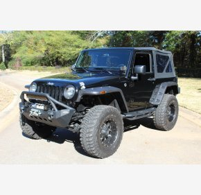 2014 Jeep Wrangler for sale 101411758