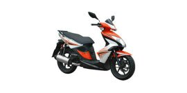 2014 KYMCO Super 8 50 2T specifications