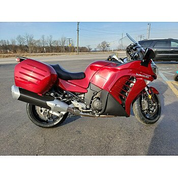 2014 Kawasaki Concours 14 for sale 200721828