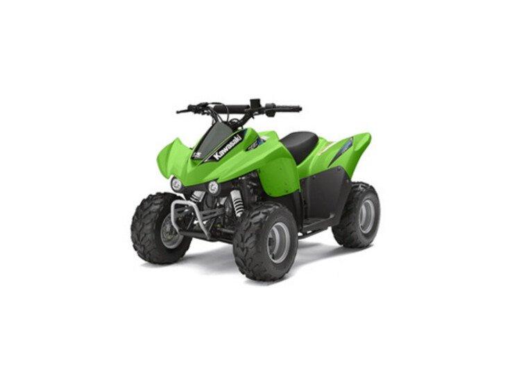 2014 Kawasaki KFX80 50 specifications