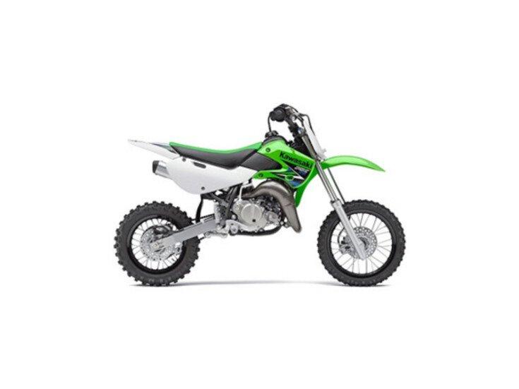 2014 Kawasaki KX100 65 specifications