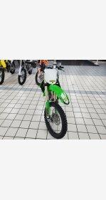 2014 Kawasaki KX250F for sale 200949295