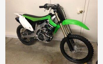 2014 Kawasaki KX450F for sale 200553554