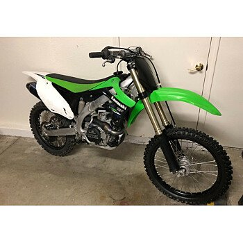 2014 Kawasaki KX450F for sale 200553554