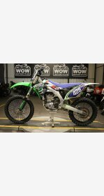 2014 Kawasaki KX450F for sale 200776171