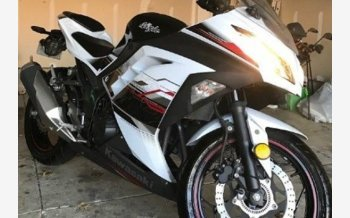 2014 Kawasaki Ninja 300 for sale 200543039