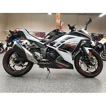 2014 Kawasaki Ninja 300 for sale 200707160