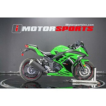 2014 Kawasaki Ninja 300 for sale 200719608