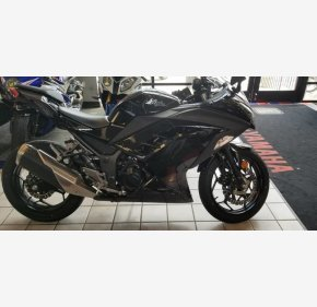 2014 Kawasaki Ninja 300 for sale 200676826